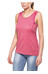 Peak Performance Track Tank Top Women Bright Pink